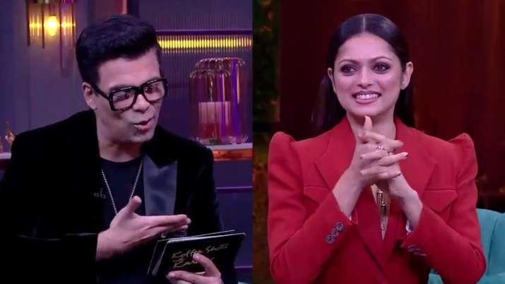 Koffee With Karan: Drashti Dhami pokes fun at Karan Johar-Kangana Ranaut's tiff. Watch promo