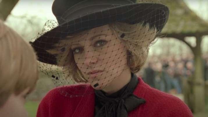Kristen Stewart in Spencer Trailer