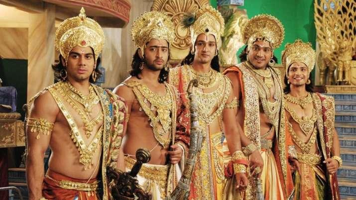 Shaheer, Sourabh grateful as Mahabharat turns 8