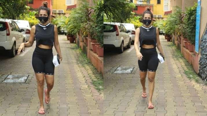 Malaika Arora brutally trolled for her weird walk in viral video, netizens ask, 'ye konsa style hai bhai?'