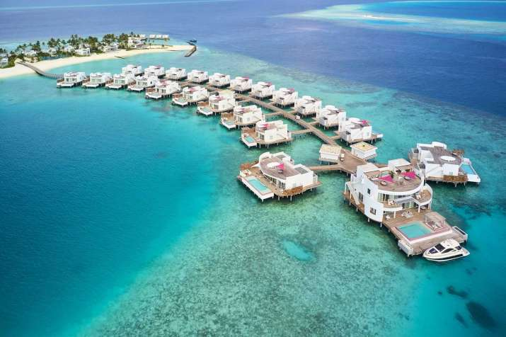 India Tv - Wanderlust alert! These breathtaking pictures from Maldives will make you plan a vacation ASAP