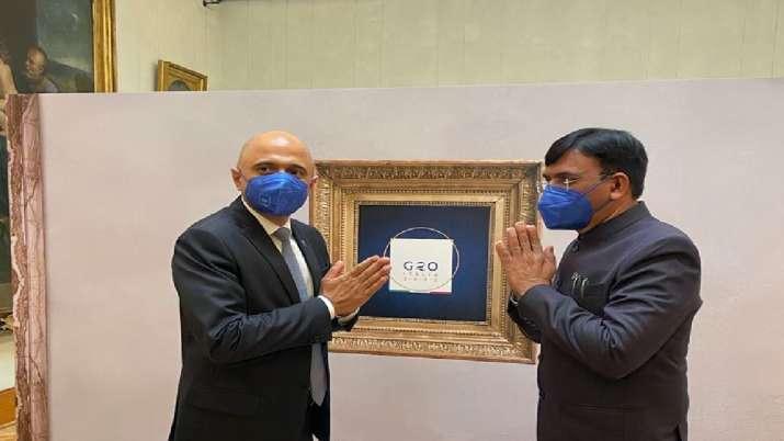 Mansukh Mandaviya,Health Minister,G20 health