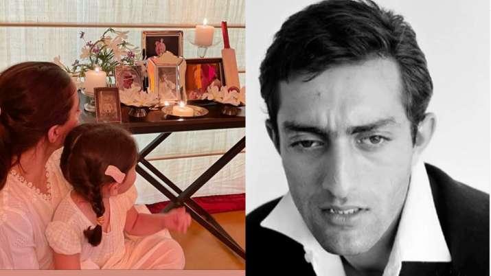 Soha Ali Khan, Saba Pataudi remember father Mansoor Ali Khan Pataudi on 10th death anniversary