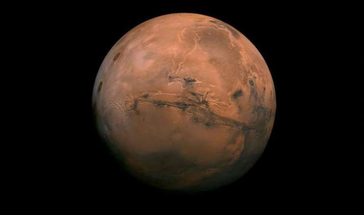 Mars may be too small to retain enough water: Study