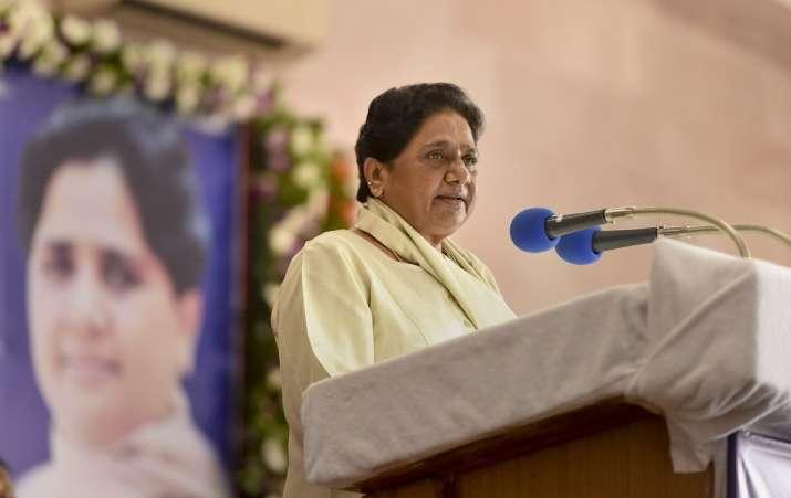 mayawati over cane price hike