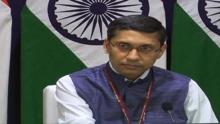 mea, mea spokesperson, china, galwan valley incident