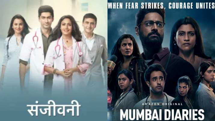 Sanjivani to Mumbai Diaries 26/11, Get glimpse into a doctor's life with these medical dramas