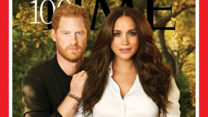 Prince Harry, Meghan Markle's Time magazine cover gets trolled