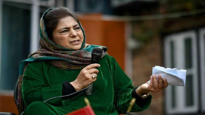 Taliban, Sharia, law, rights of all, Mehbooba Mufti, latest national news updates, taliban afghan cr