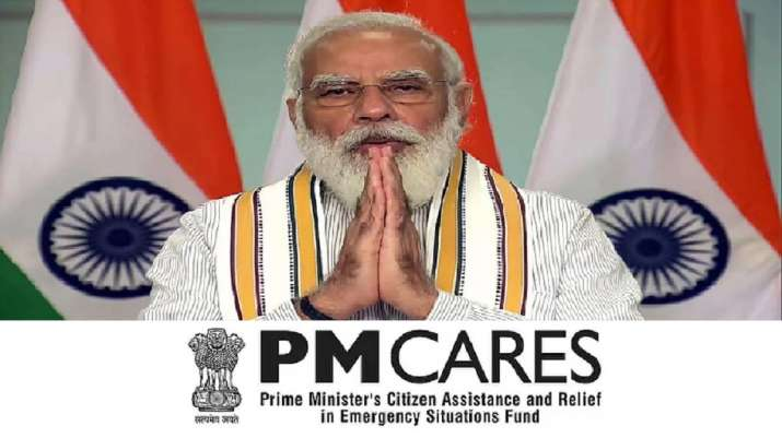 PM-CARES not govt fund, can't bring 3rd party info under