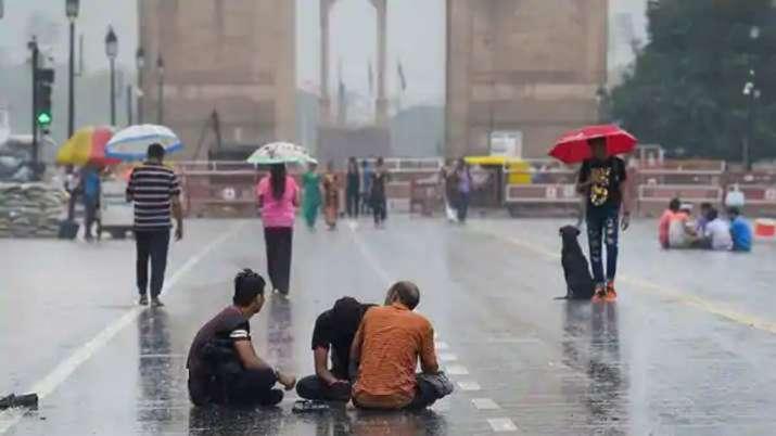 Delhi, cloudy weather, light rain, latest weather news updates, national capital, weather news updat