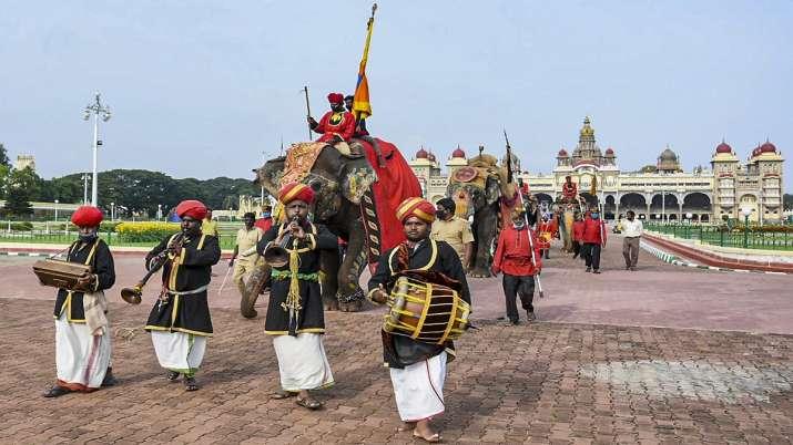 Mysuru Dasara 2021, Chief Minister Basavaraj Bommai, Mysuru Dasara festival celebration, latest nati