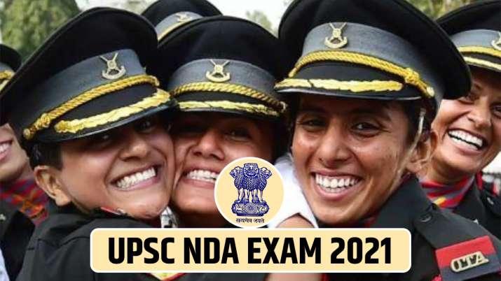 UPSC NDA application process 2021