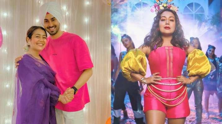 Neha Kakkar expecting her first child with husband Rohanpreet Singh?