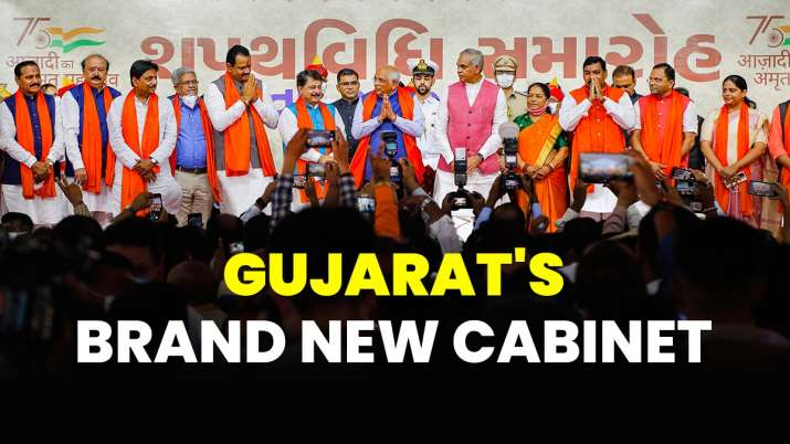 Gujarat's brand new cabinet: 5 fresh faces to watch out for