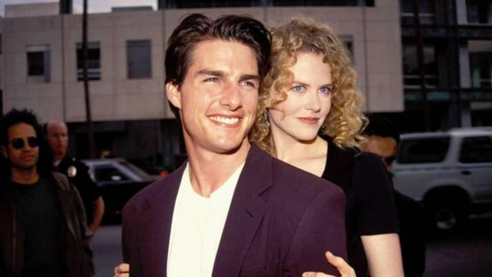 Nicole Kidman opens up about divorce from Tom Cruise