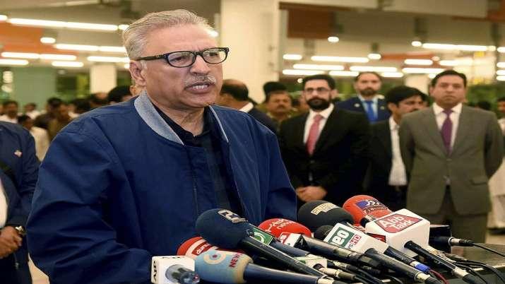 Pakistan economy, President Arif Alvi, pakistan president news, pakisan economic condition latest ne