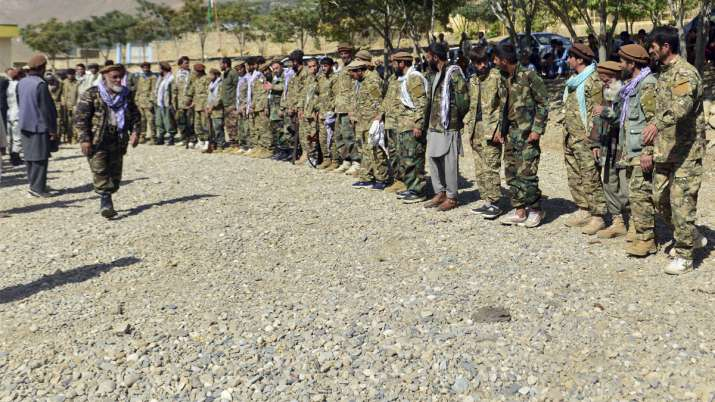 panjshir, afghanistan taliban government