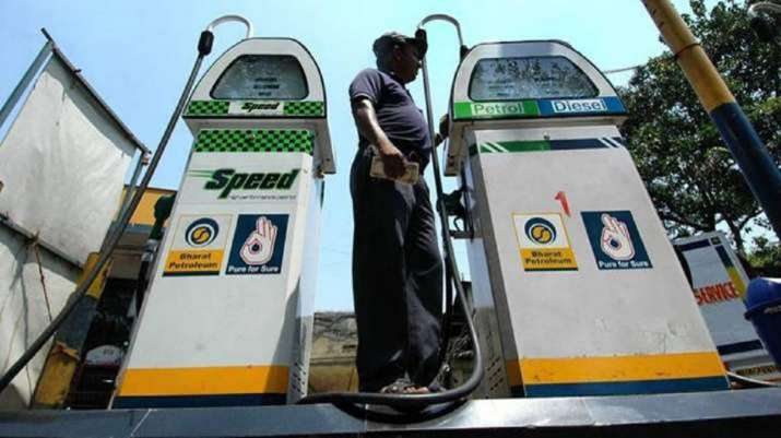 Fuel Price Hike: Diesel at record high, petrol nears