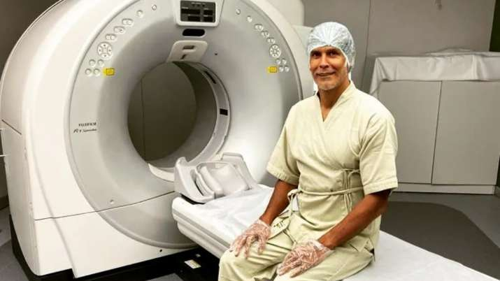 Milind Soman undergoes CT scan for routine check-up, urges fans to adopt 'healthy lifestyle'