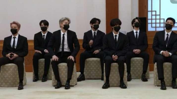 S Korean Prez meets special envoy BTS ahead of UN General Assembly