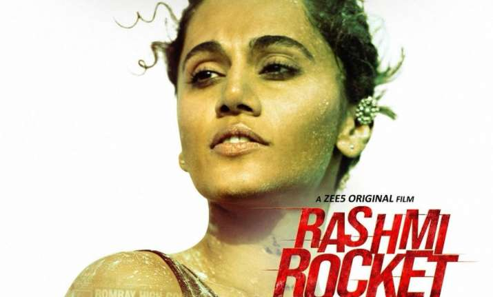 Taapsee Pannu, Rashmi Rocket