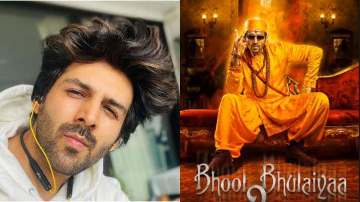 Bhool Bhulaiyaa 2: Kartik Aaryan wraps up the climax sequence, calls it 'most challenging'