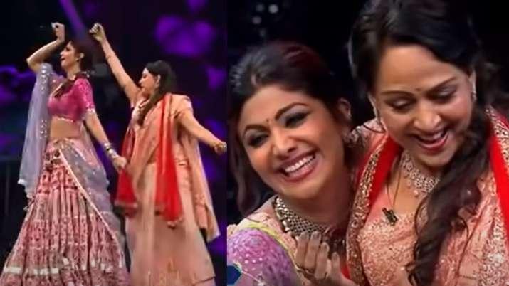 Hema Malini, Shilpa Shetty