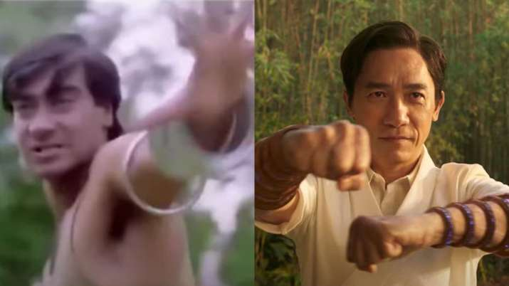 Netizens discover Ajay Devgn in Jigar did it before Shang-Chi and The Legend of Ten Rings   WATCH