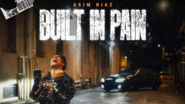 Built In Pain Song Out: Asim Riaz takes us back to his struggling days with latest track