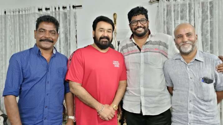 Mohanlal announces new film with Shaji Kailas after 12 years, shoot to begin in October