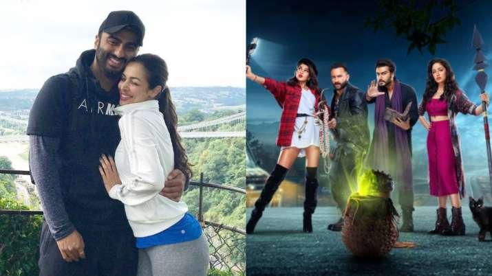 Bhoot Police: Malaika Arora reviews Arjun Kapoor & Saif Ali Khan starrer, says 'this was sooooo entertaining'
