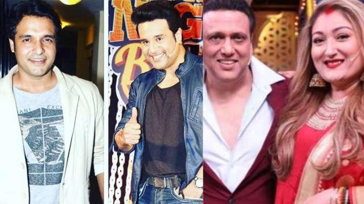 Kashmera Shah, Govinda, Vinay Anand
