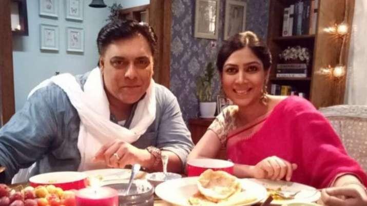 Ahead of his birthday, Ram Kapoor misses co-star Sakshi Tanwar from Bade Achhe Lagte Hain