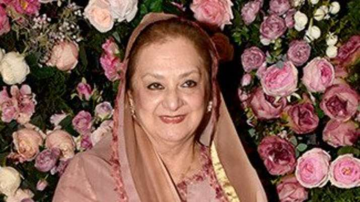 Saira Banu health update: Actress out of danger after suffering 'minor heart attack'