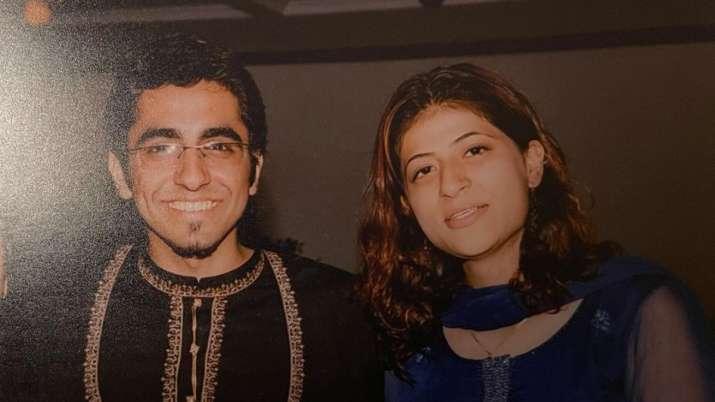 On husband Ayushmann Khurrana's birthday, Tahira Kashyap reminisces good old days with throwback pic