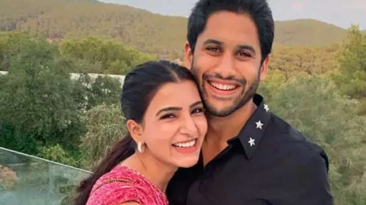 Samantha Akkineni-Naga Chaitanya's warm Twitter exchange amid divorce rumours leaves fans elated