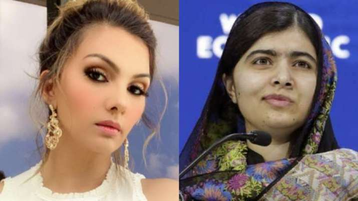 Somy Ali, Malala Yousafzai