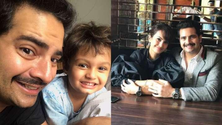 Karan Mehra-Nisha Rawal controversy: Actor misses son Kavish, promises to protect him from all evil