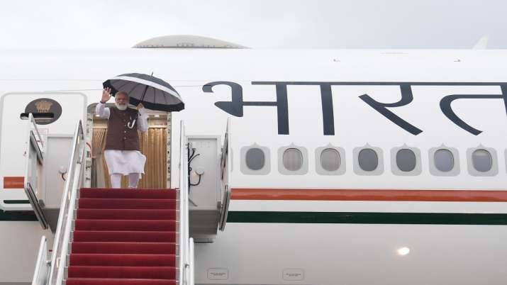 PM Narendra Modi arrives in Washington to attend Quad summit, address UNGA    World News – India TV