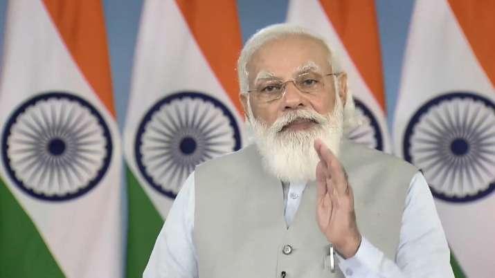 Prime Minister Narendra Modi chairs high-level covid review