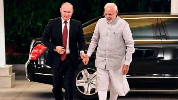 PM Modi, Vladimir Putin