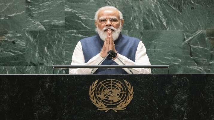PRIME Minister Narendra Modi, PM ATTENDED twenty meetings, Modi us visit 2021, narendra modi in unit