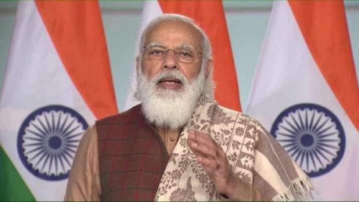 Prime Minister Narendra Modi, pm modi lauds farmers, farmers role, nation building, Nuakhai Juhar, l
