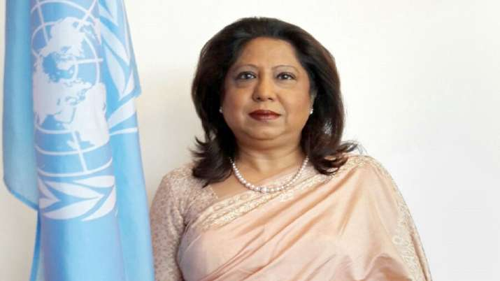 UNITED NATIONS, UN Women chief pramila patten, Taliban, Afghanistan, women respect rights, latest in