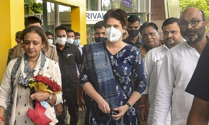 priyanka gandhi up election campaign