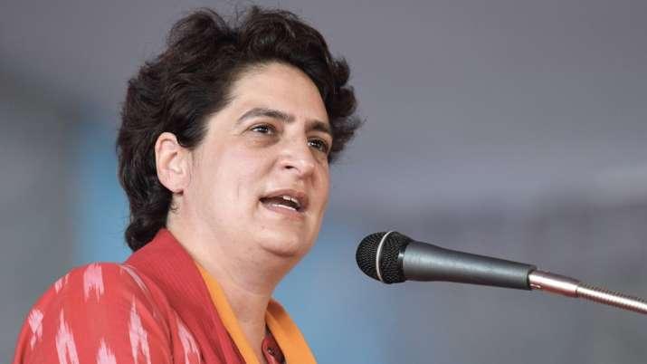 priyanka gandhi, lucknow, up elections, up polls