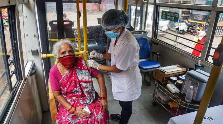 covid cases today, covid vaccination