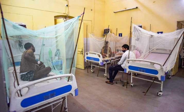 Prayagraj dengue cases