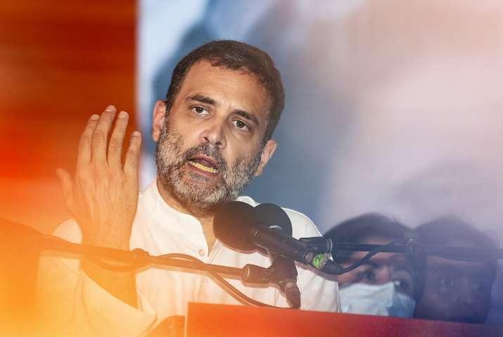 rahul gandhi wishes manmohan singh